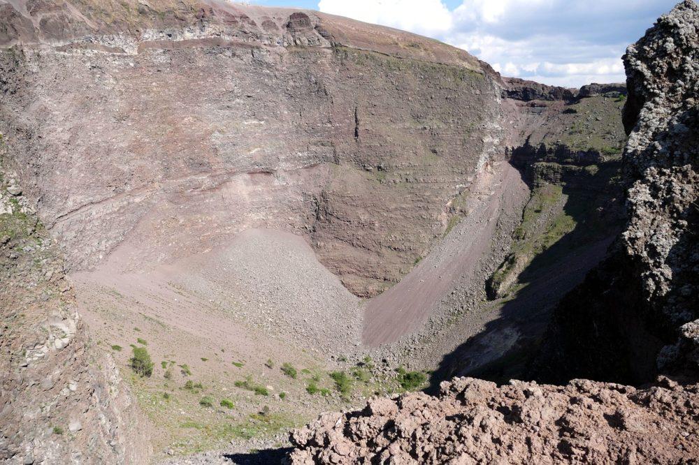 vesuvio vulcano
