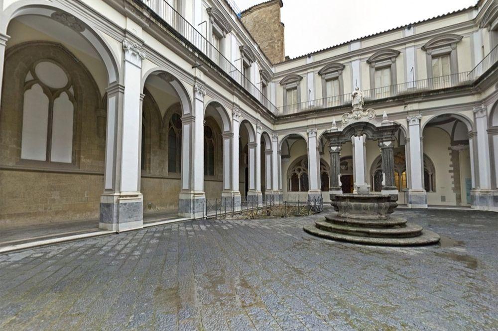 Complesso San Lorenzo Maggiore Napoli