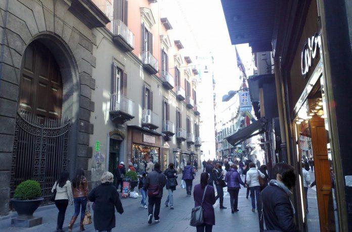 Chiaia Napoli