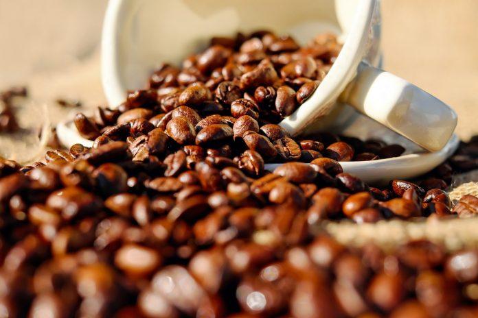 prendere il caffè