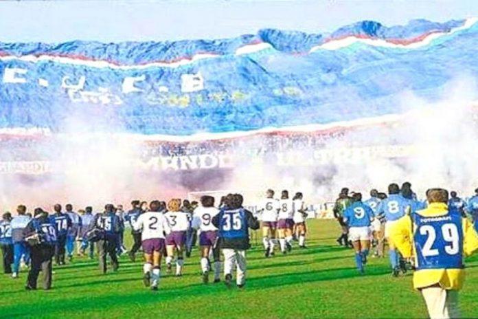 napoli-fiorentina 1987