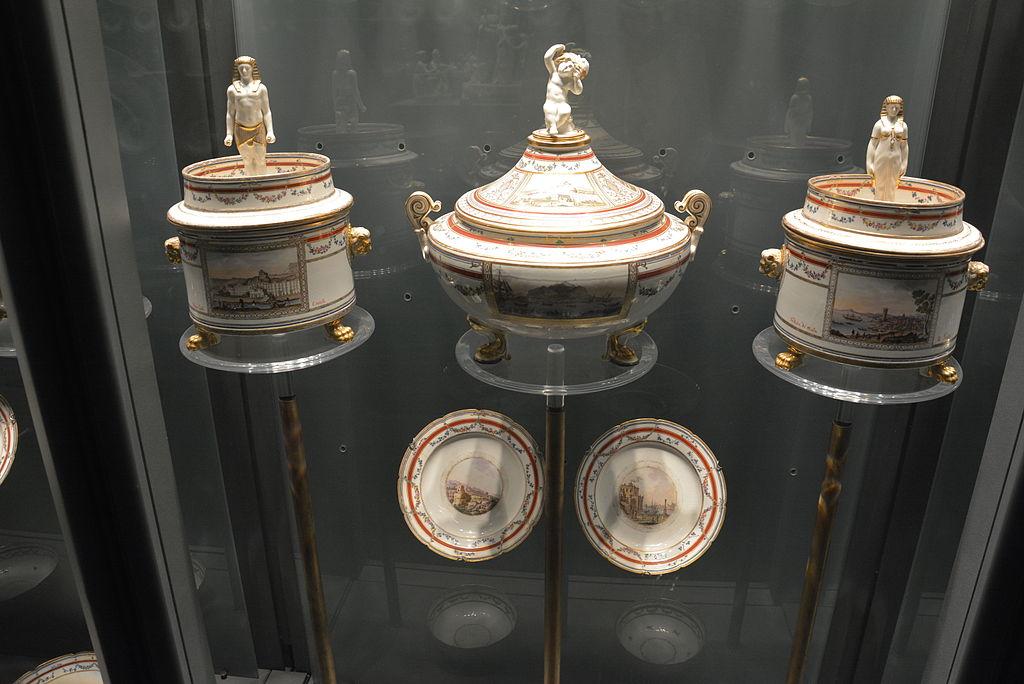 Porcellane Capodimonte: lusso e tradizione Made in Naples