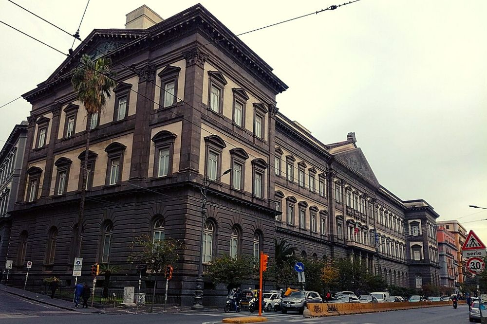 università napoli