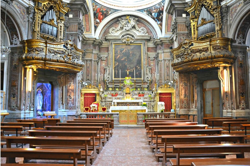 chiese a forcella