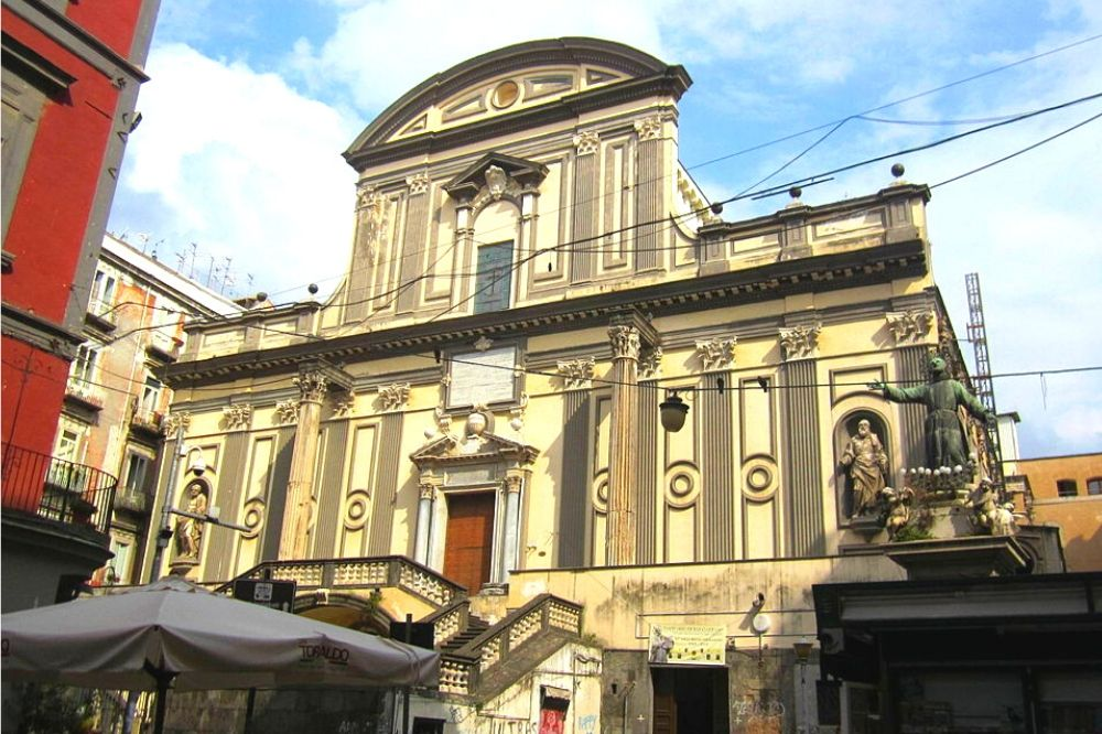 chiese a napoli