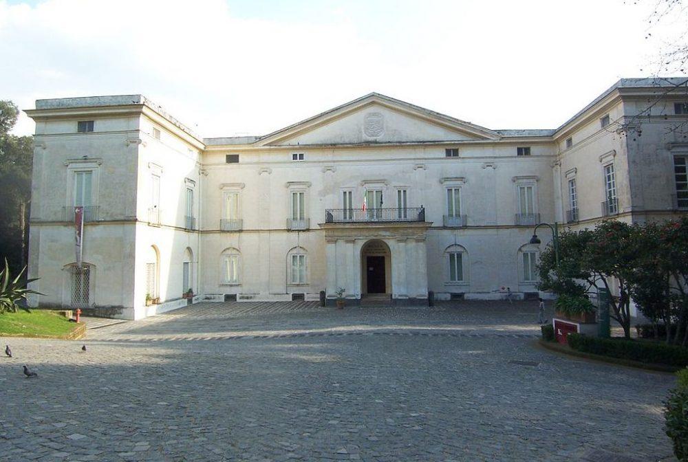 museo floridiana napoli