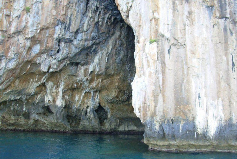 palinuro grotte