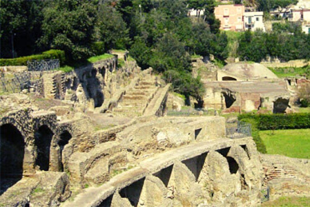 complesso archeologico di baia