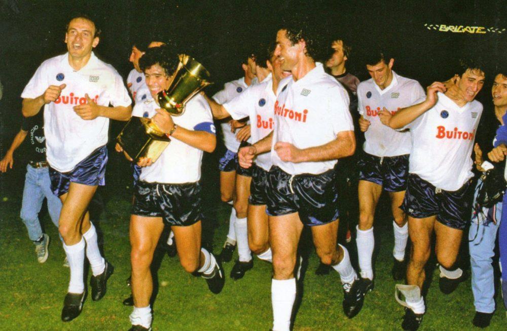 Finali coppa Italia Napoli