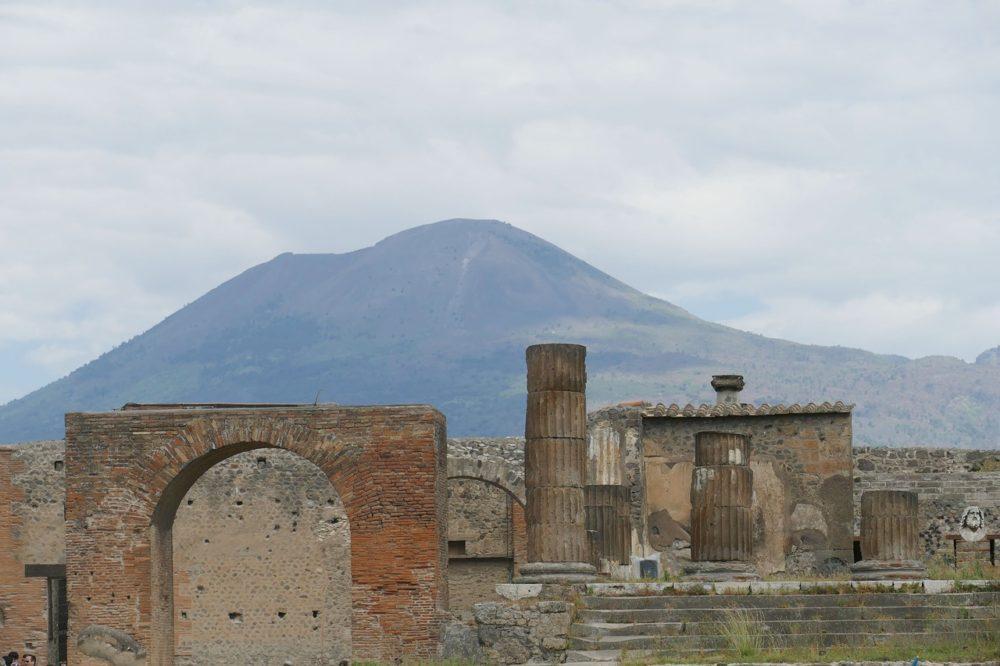 vesuvio pompei
