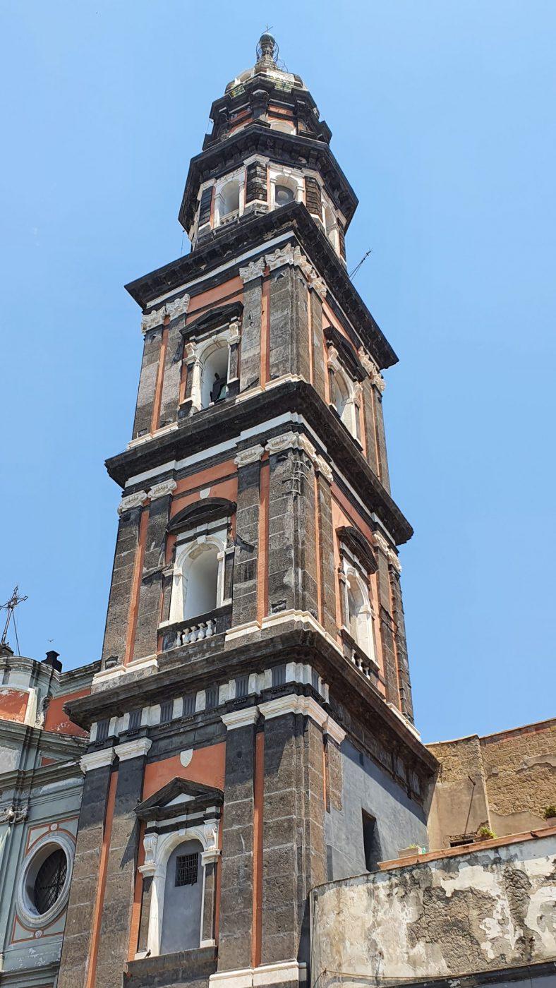 campanile chiesa del carmine