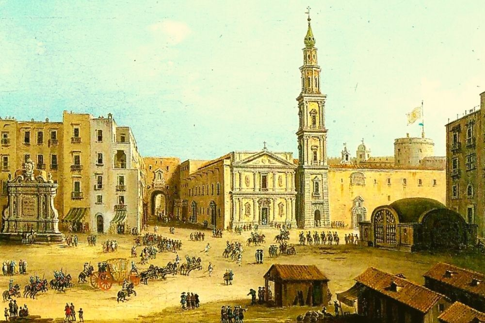 Chiesa del Carmine, Napoli: una delle basiliche più grandi della città