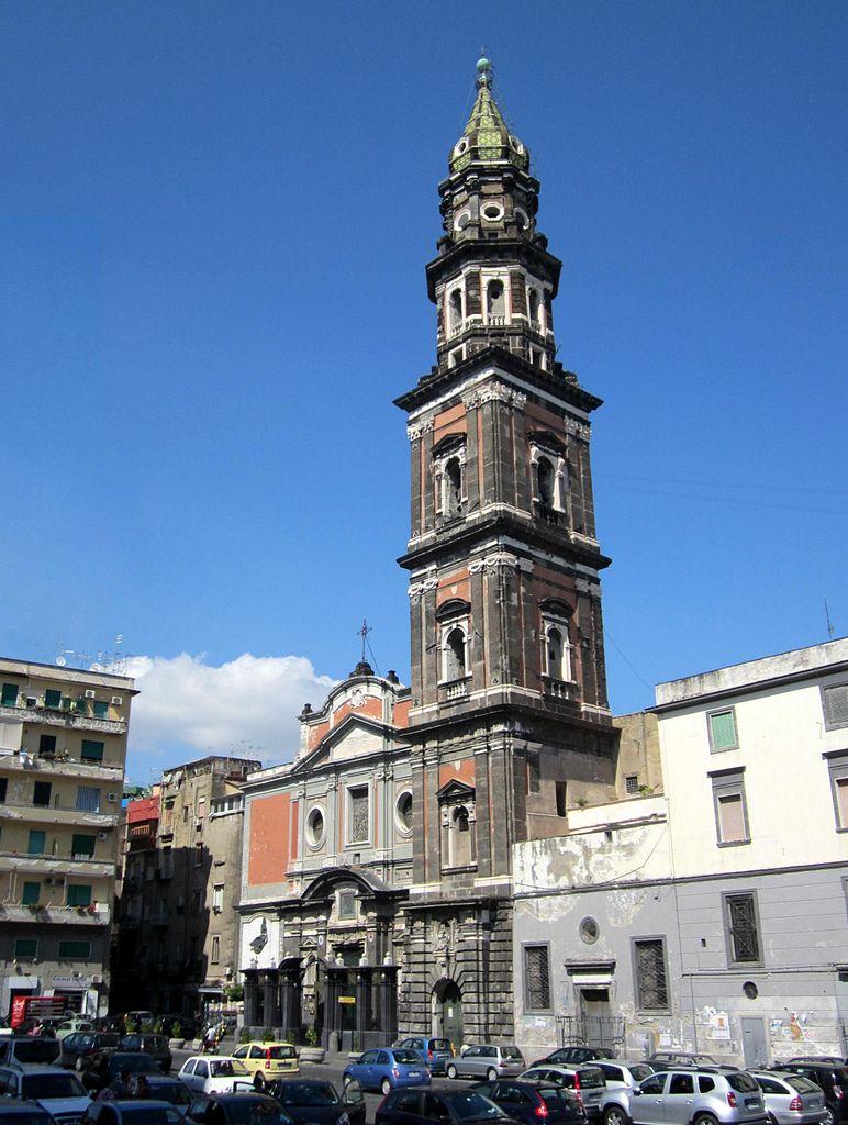 chiesa del carmine napoli