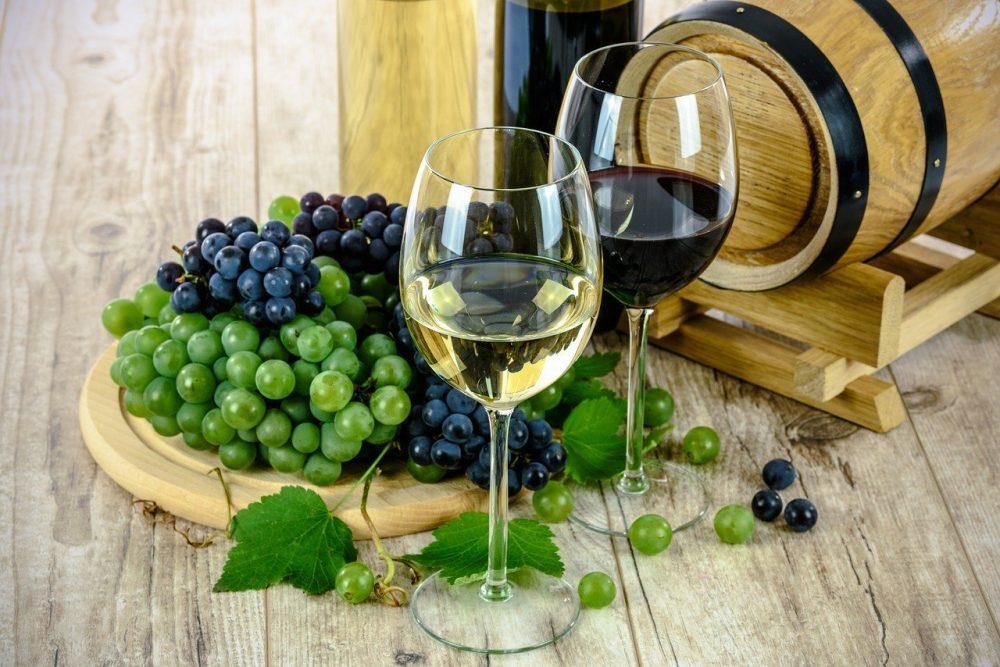 Vini napoletani: top famosi della zona flegrea