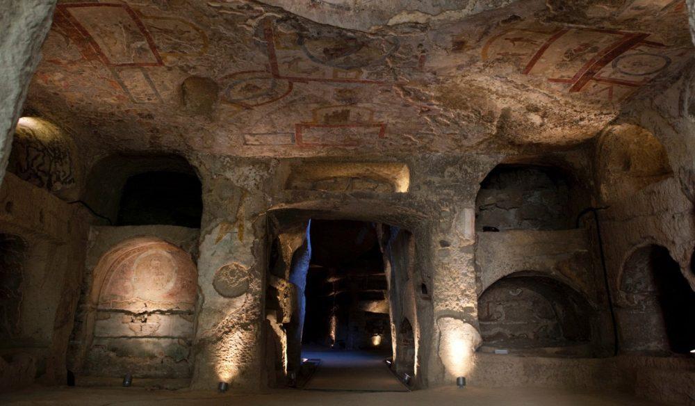 catacombe san gennaro napoli