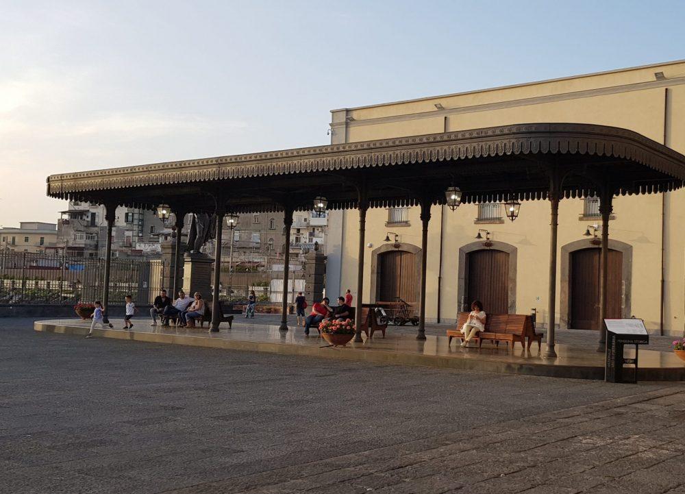 cortile museo pietrarsa