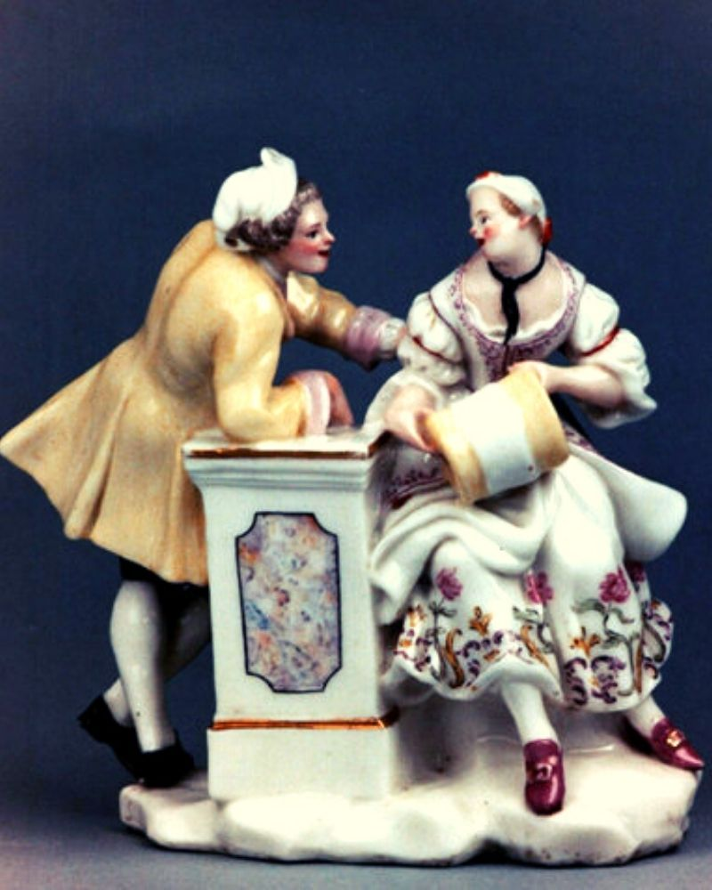 porcellane museo duca di martina