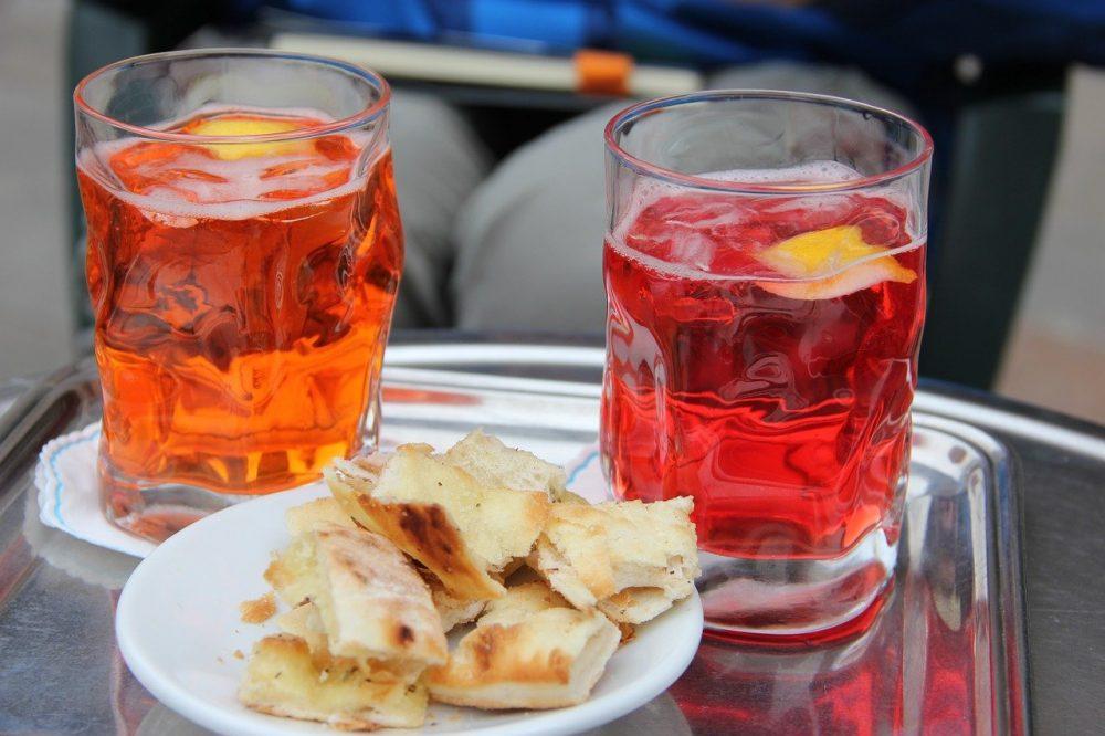 aperitivo pompei