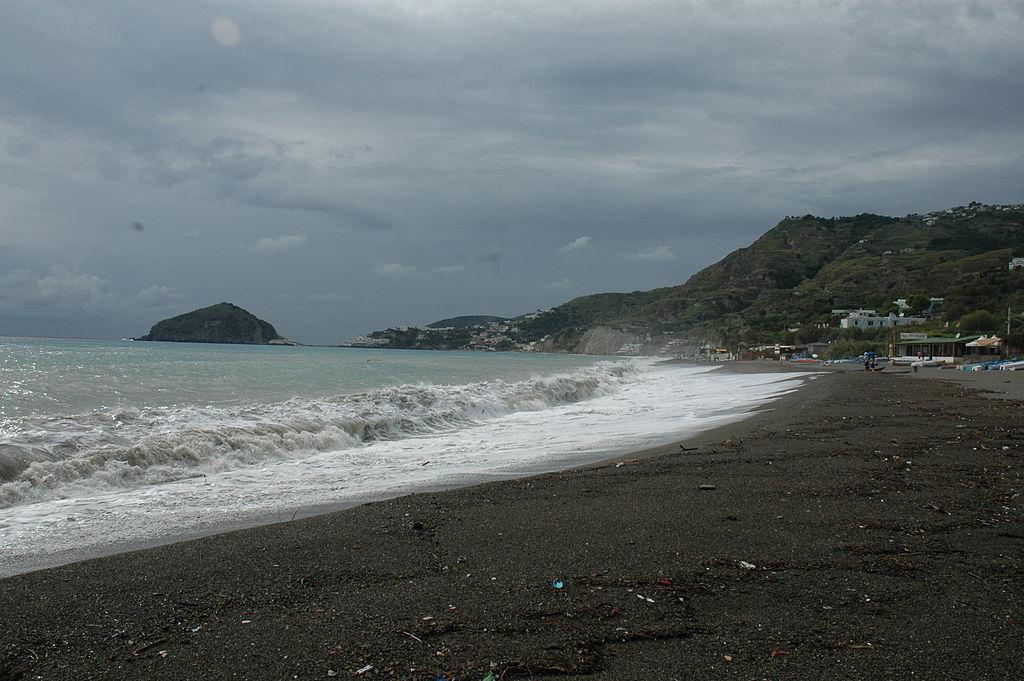 spiaggia dei maronti foto