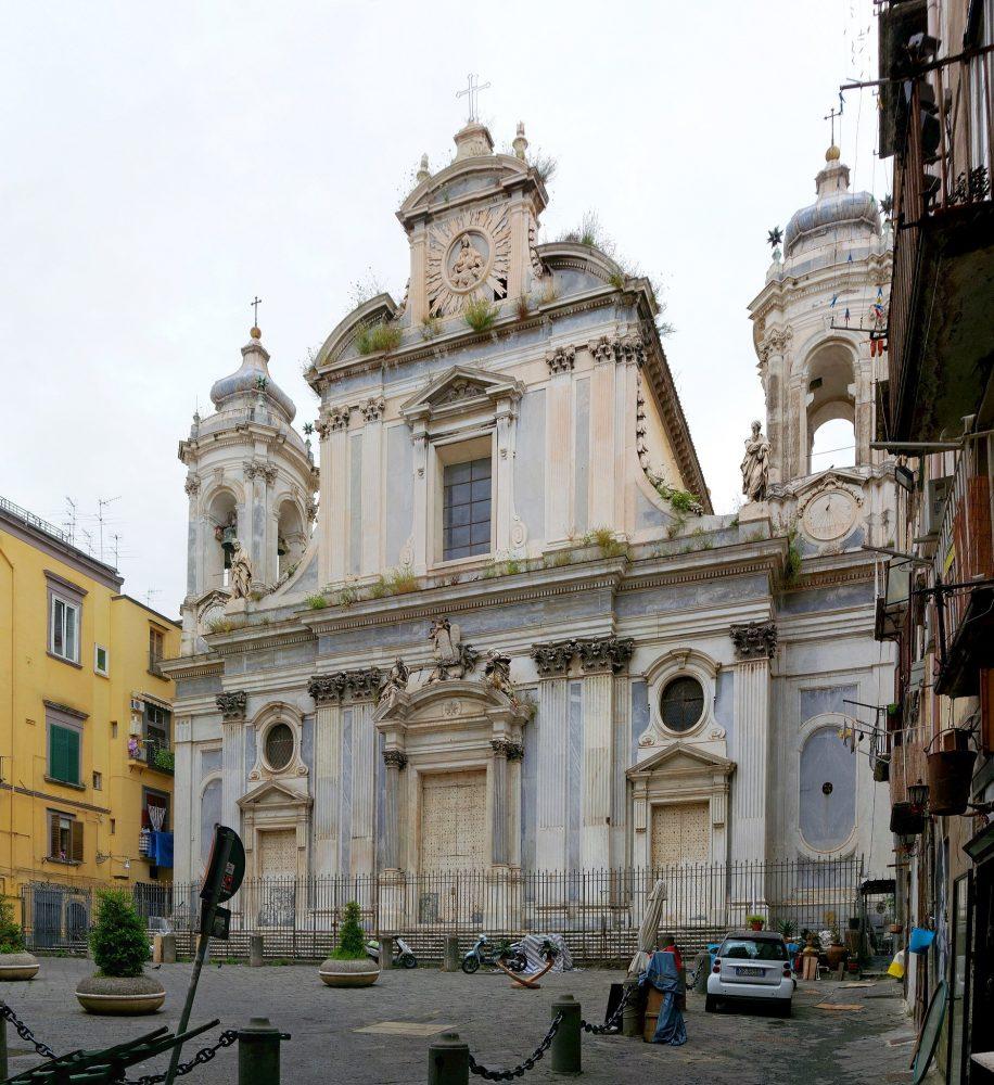 convento dei girolamini