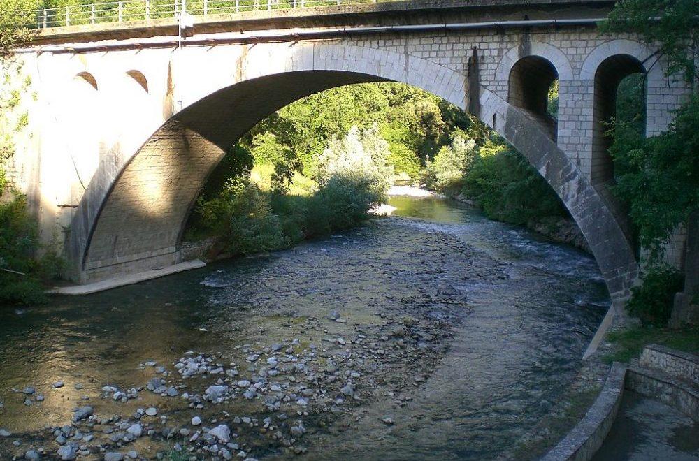 fiume sele campania